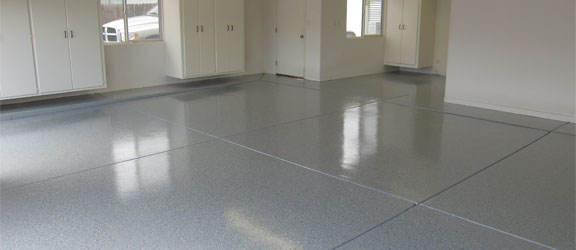 Garage Floor epoxy Durham