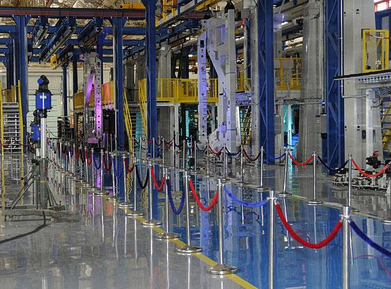 industrial epoxy flooring Durham
